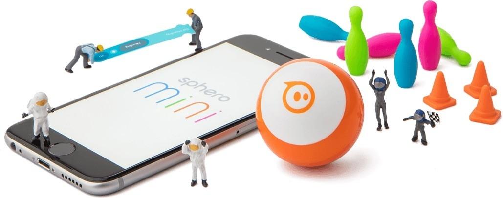 Prezentacja robot kula Sphero Mini