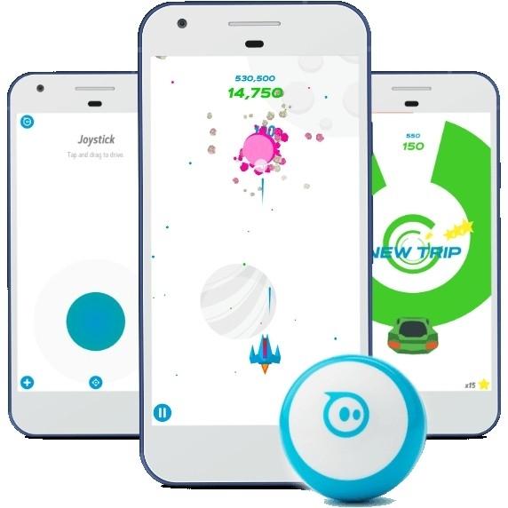 Aplikacja Sphero Mini