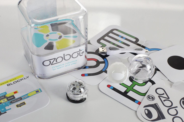 Przedstawiamy Ozobot BIT 2.0