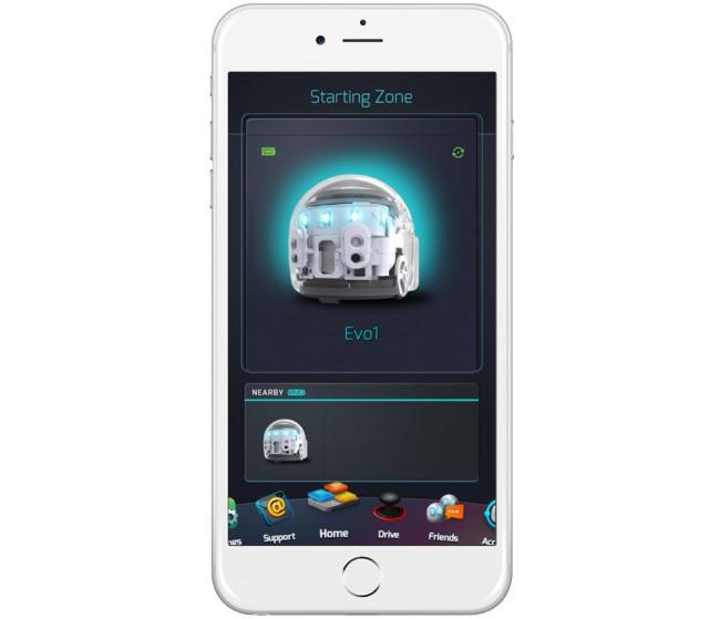 Zdalne sterowanie z wyświetlacza smartfona