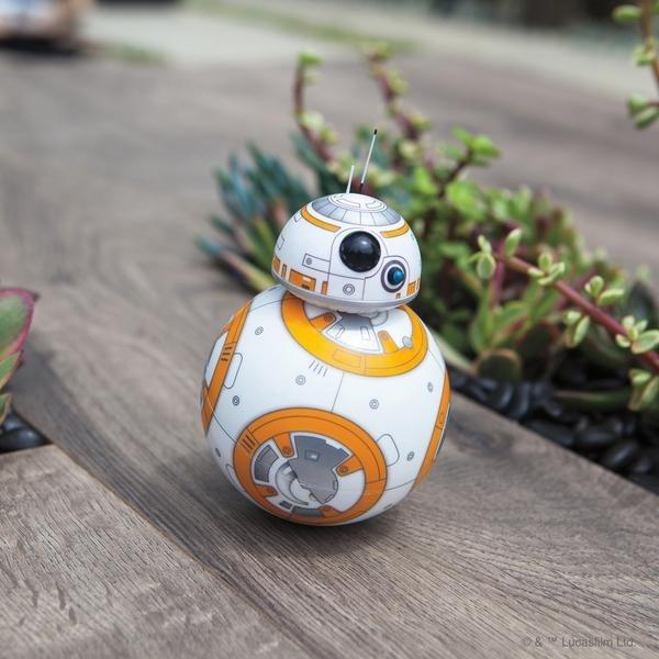 Poznaj się z BB-8 - droidem sterowanym aplikacją