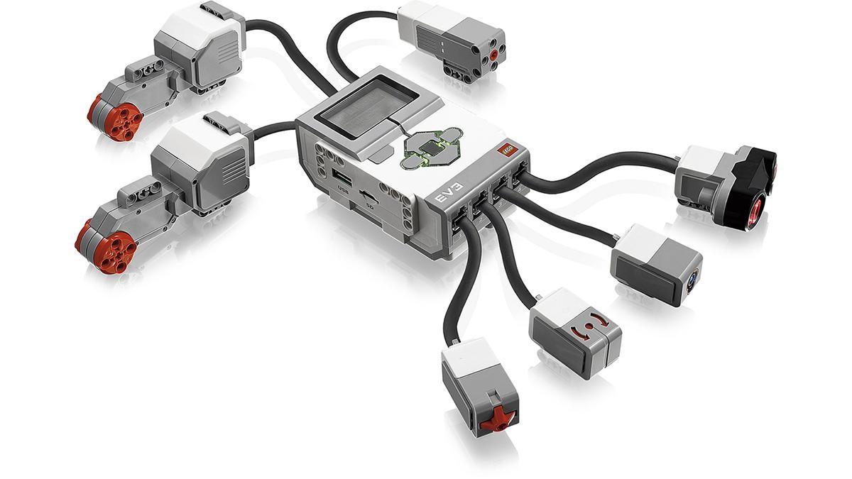 Przedstawiamy LEGO Mindstorms