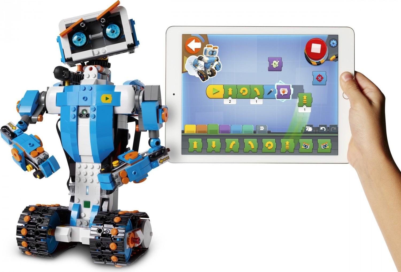 Aplikacja LEGO Boost