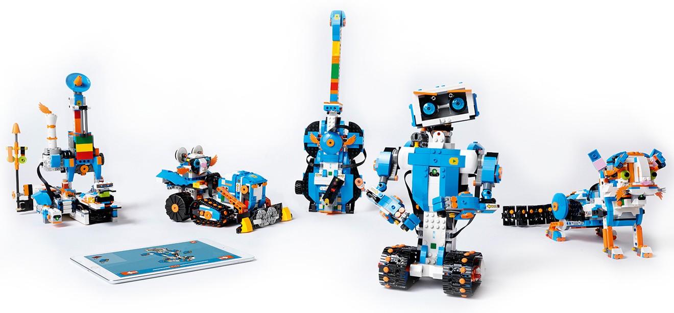 Zespół LEGO Boost