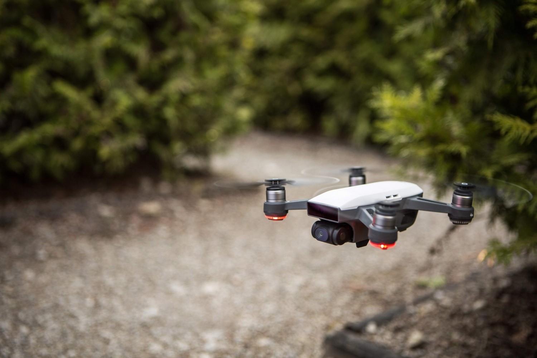 Prezentacja drona DJI Spark