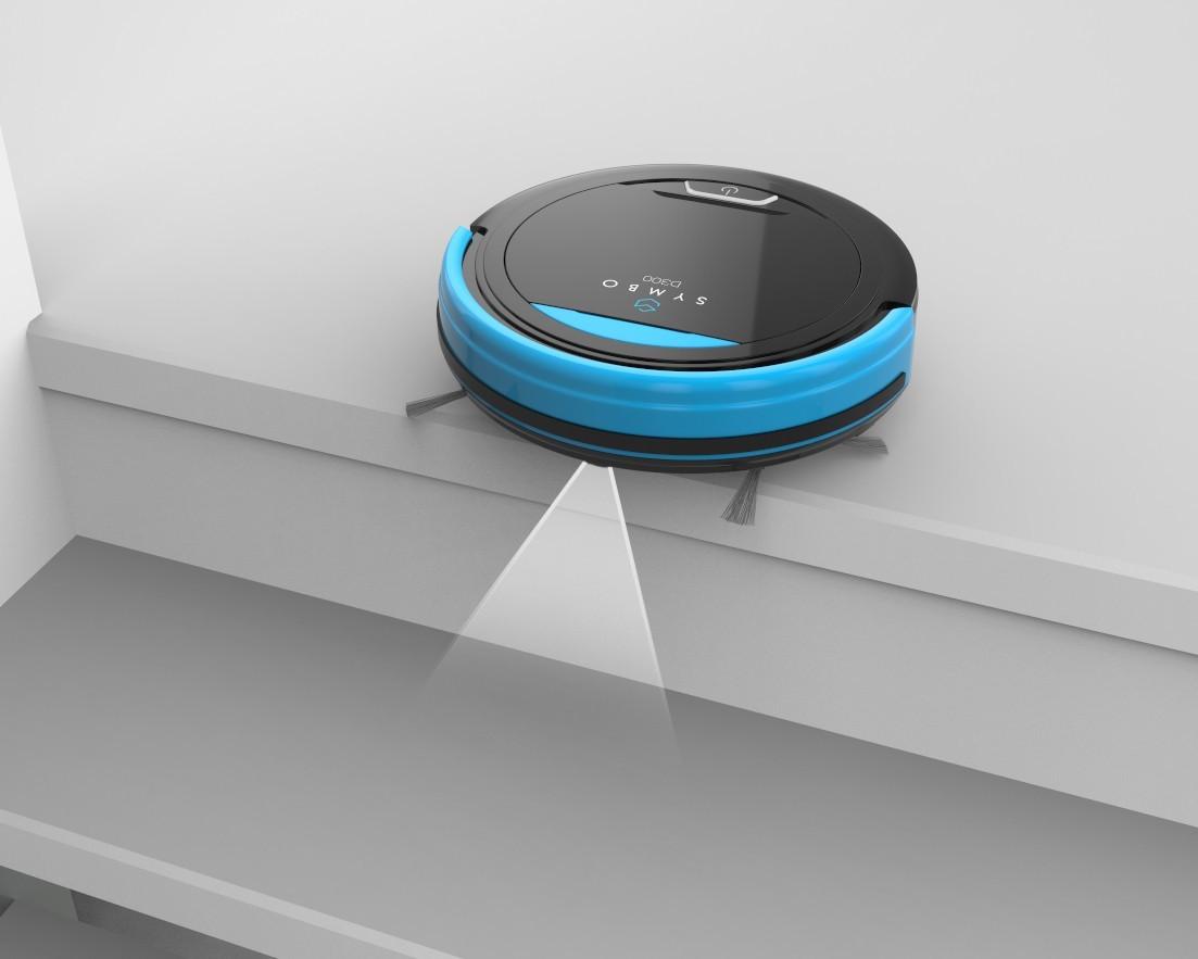 Czujniki opt-in zapobiegają upadkom z podwyższonych powierzchni i schodów