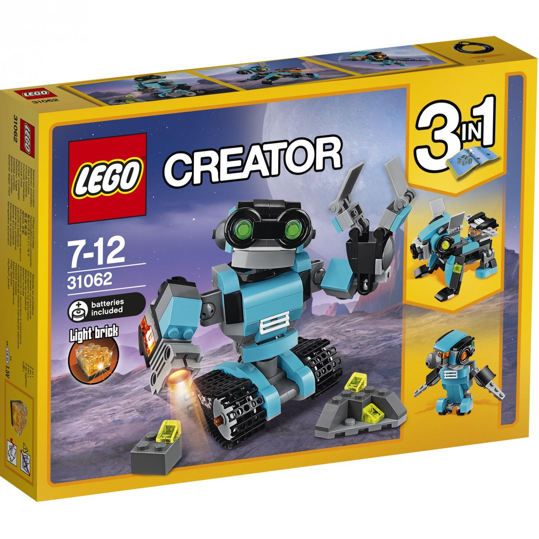 Prezentacja składanki LEGO Creator