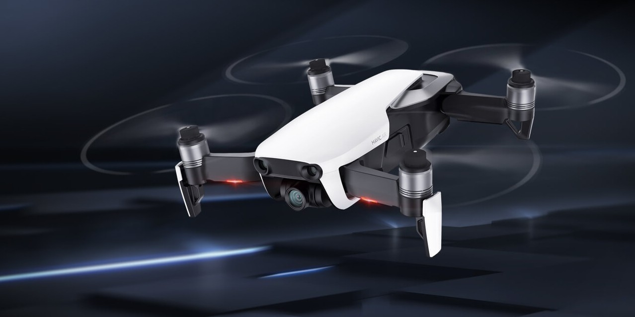 Prezentacja drona DJI Mavic Air