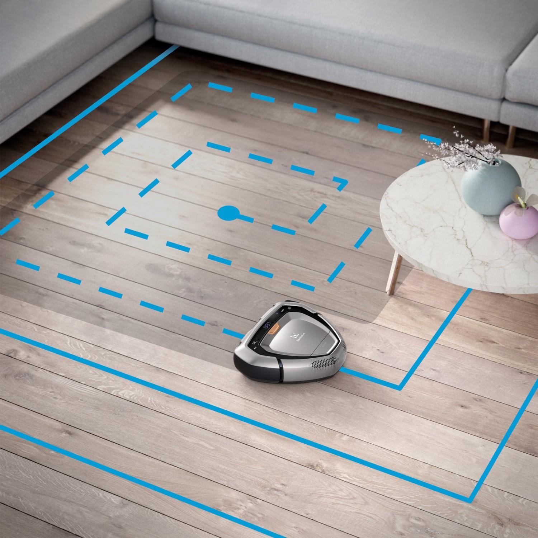 System 3D Vision dla lepszego poruszania między przeszkodami