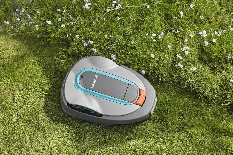 Idealny na małe trawniki