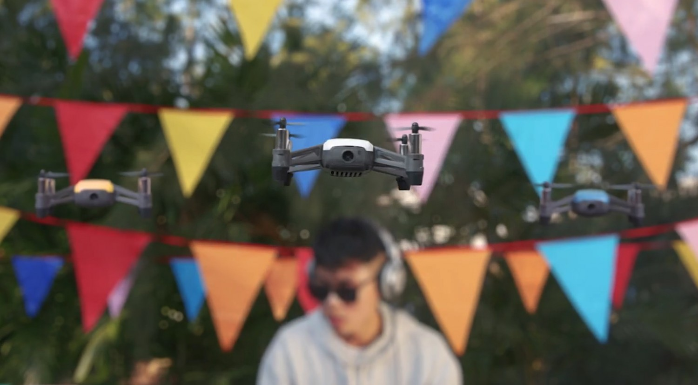 Prezentacja drona Tello