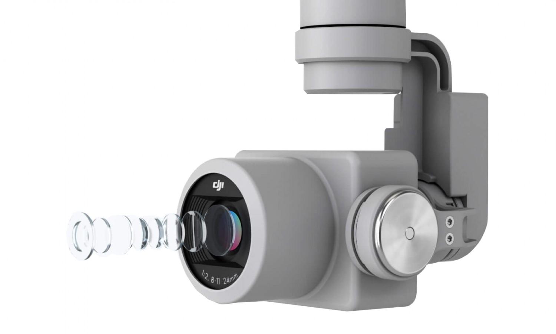 Wysokiej jakości kamera z 4K Ultra HD i mechaniczna stabilizacja