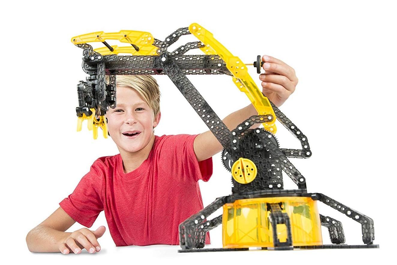 Prezentacja zabawki HEXBUG VEX Ramię robota