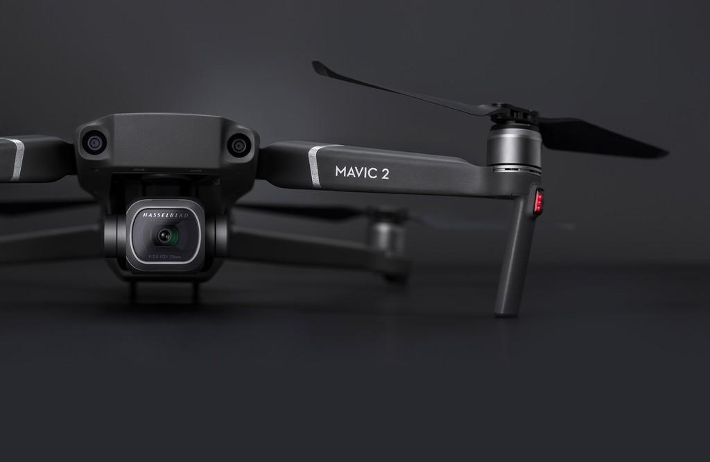 Prezentacja drona DJI Mavic 2 PRO