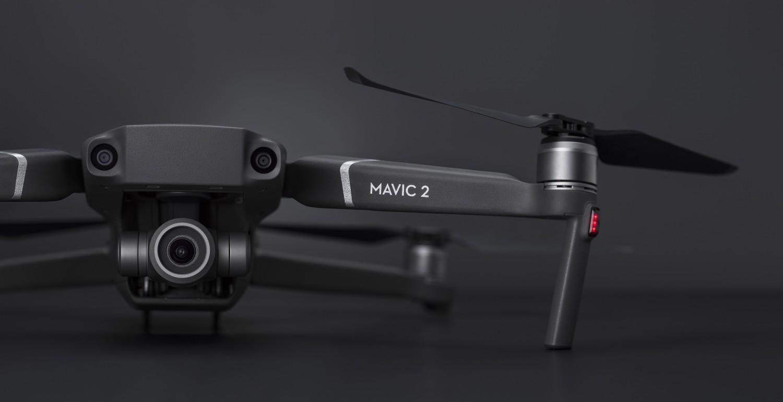 Prezentacja drona DJI Mavic 2 ZOOM