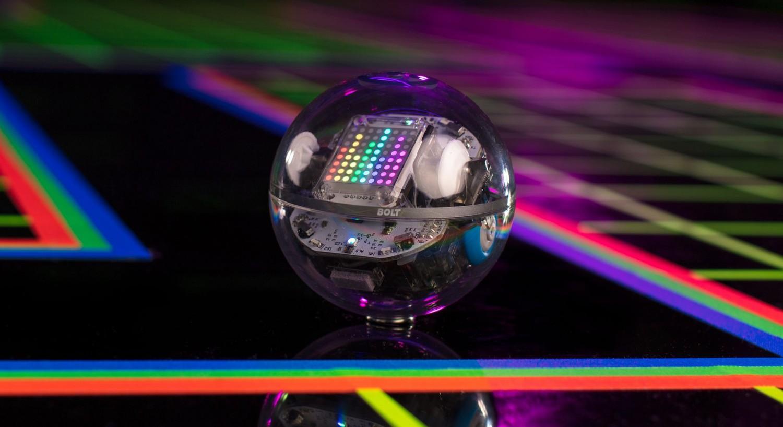 8-kolorowy LED wyświetlacz