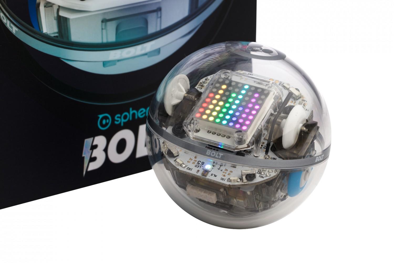 Prezentacja Sphero BOLT