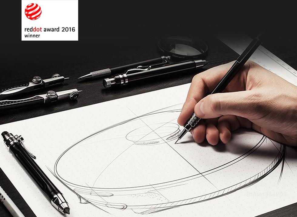 Nagroda Red Dot i zwycięzca w kategorii Product Design