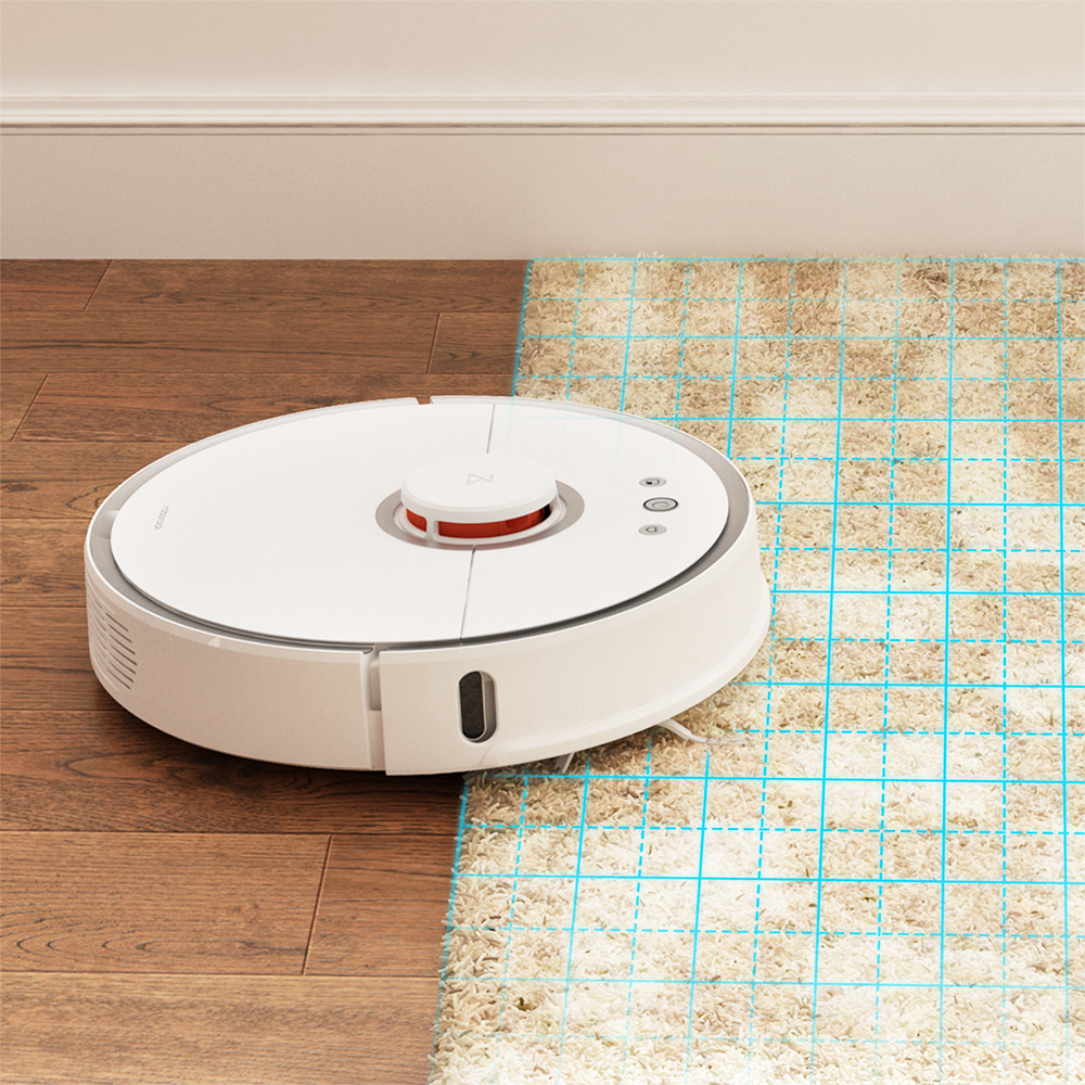 Inteligentna detekcja dywanu