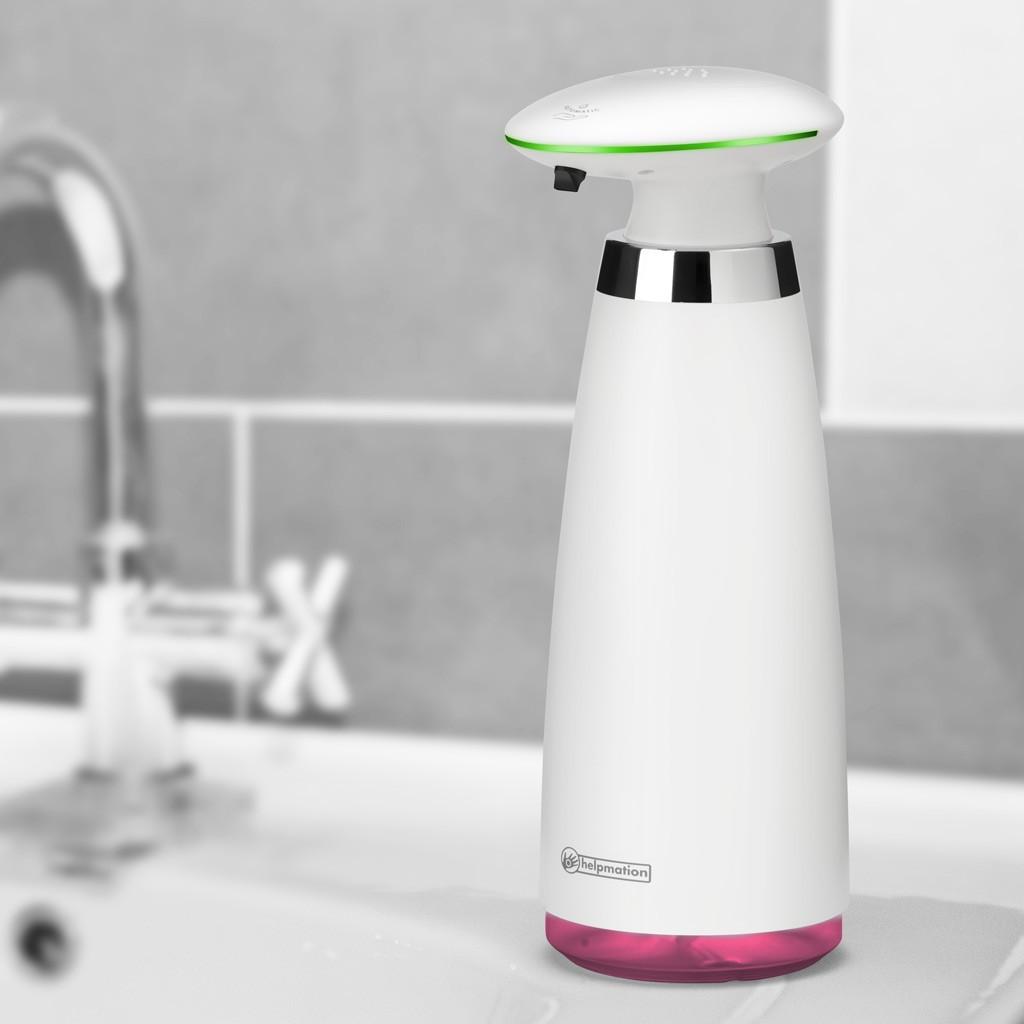Prezentacja dozownika mydła Helpmation V473
