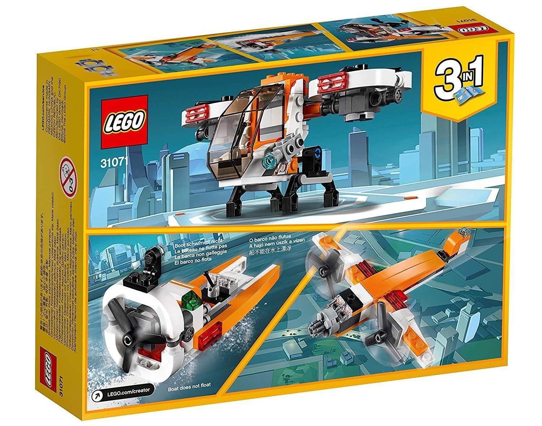 Prezentacja zestawu LEGO Creator 31071