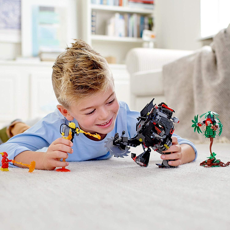 Prezentacja składanki LEGO Super Heroes 76117