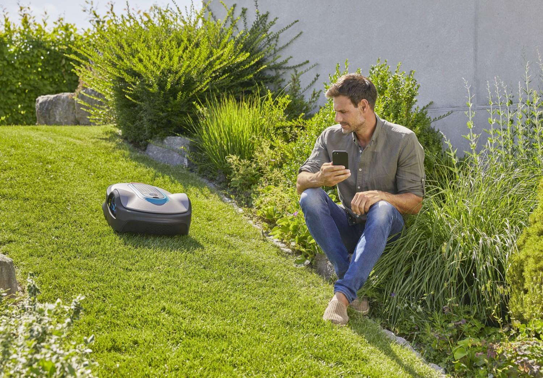 Steruj Gardeną za pomocą telefonu