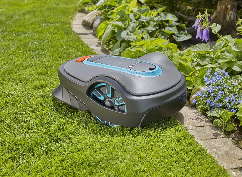 Przedstawiamy kosiarkę automatyczną Gardena Sileno life 1250 smart