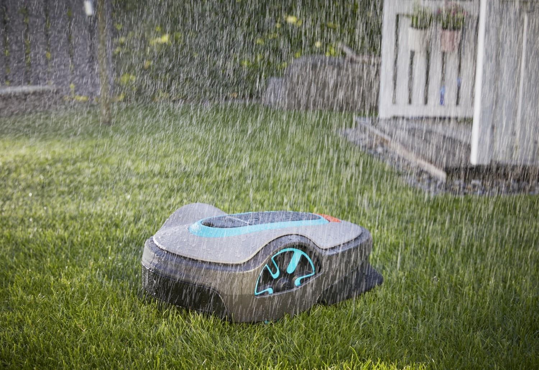 Pracuje również w deszczu