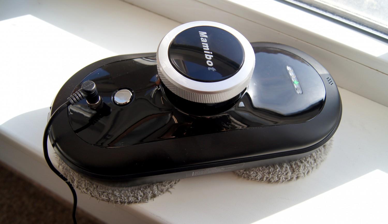 Mamibot Glassy - iGlassbot W110T