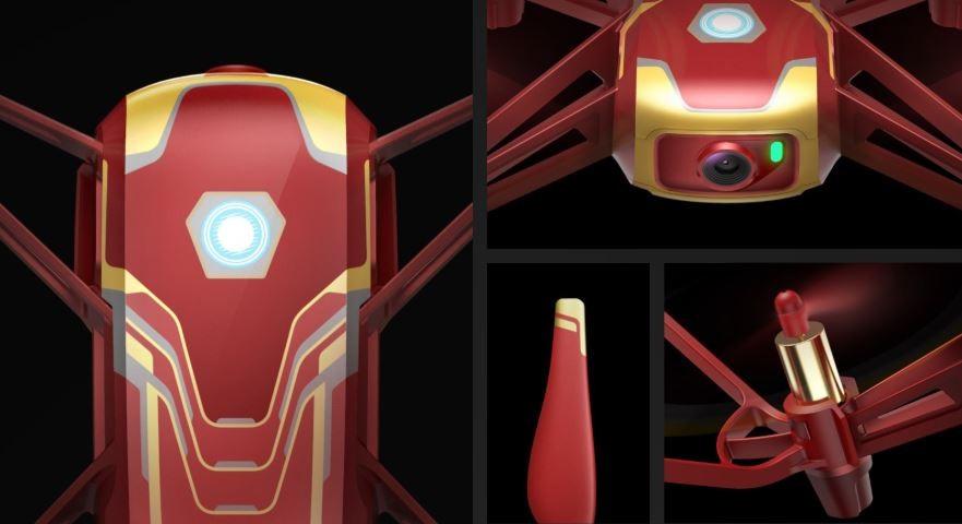 Iron Man Design