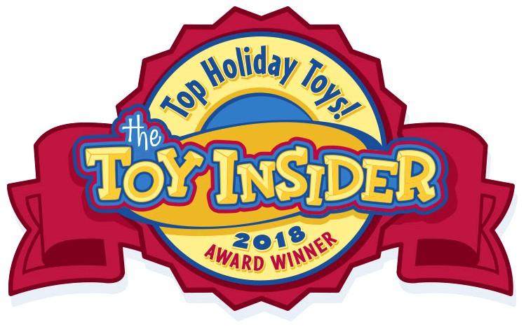 Nagroda w konkursie the Toy Insider 2018