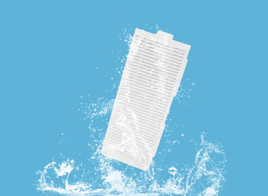 Możliwość mycia HEPA filtru
