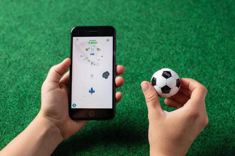 Aplikacja Sphero Mini Soccer