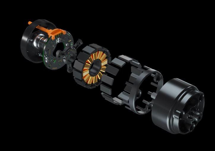 Mocny silnik