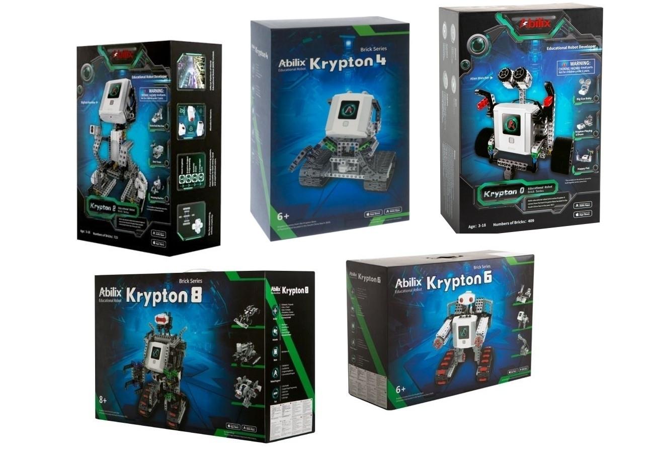 Roboty Abilix Krypton
