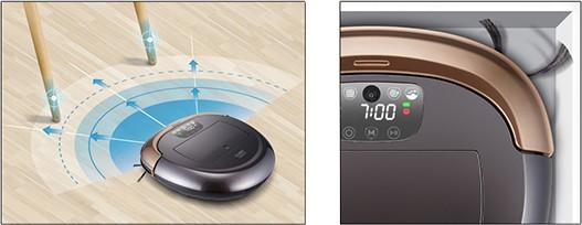 Inteligentne Turbo ssanie na dywanach
