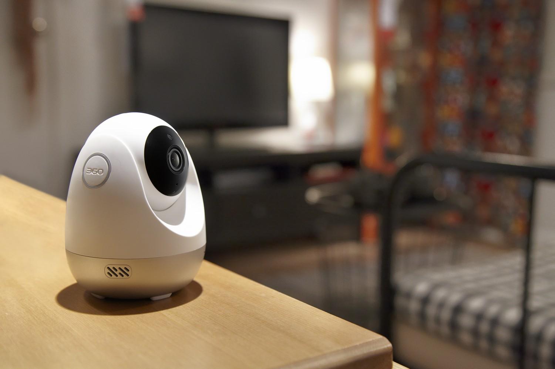Prezentacja 360 Smart Camera D706