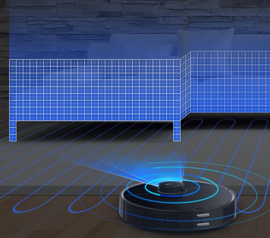 Odkryj wygody laserowej nawigacji