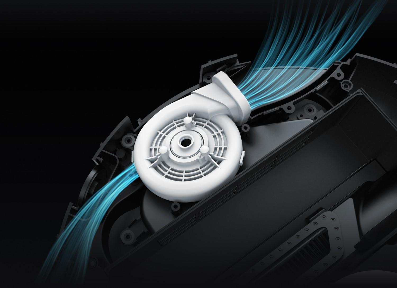 Mocny silnik japońskiej marki NIDEC