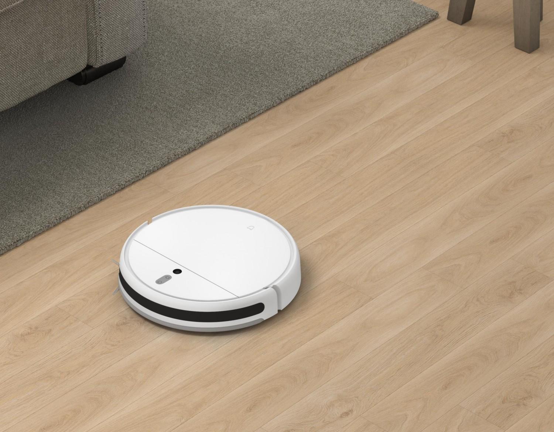 Prezentacja odkurzacza automatycznego Xiaomi Mi Robot Vacuum Mop 1C