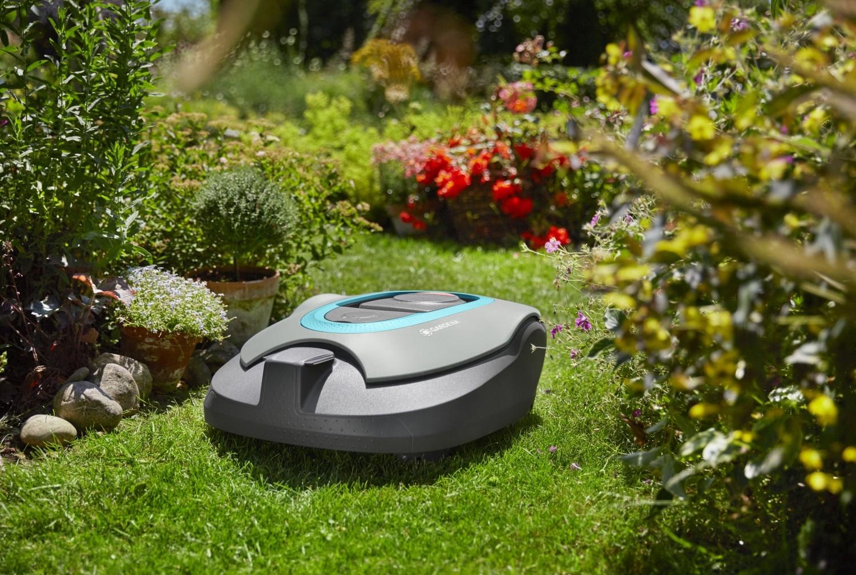 Idealny do złożonych trawników