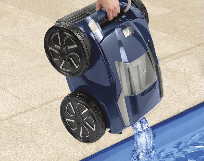 Lżejszy przy wyciąganiu z wody - Lift system