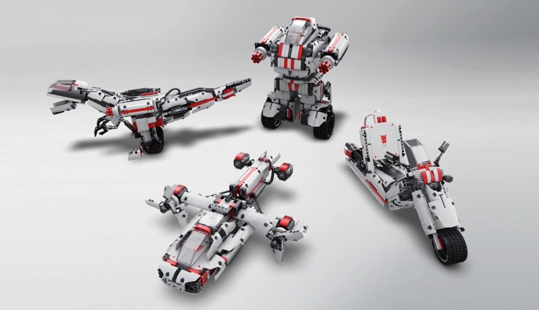 Prezentacja zabawki robota Xiaomi Mi Bunny Robot Builder