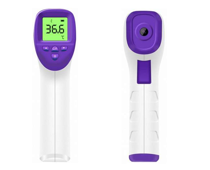 Jak działa bezdotykowy termometr Orava LY-168