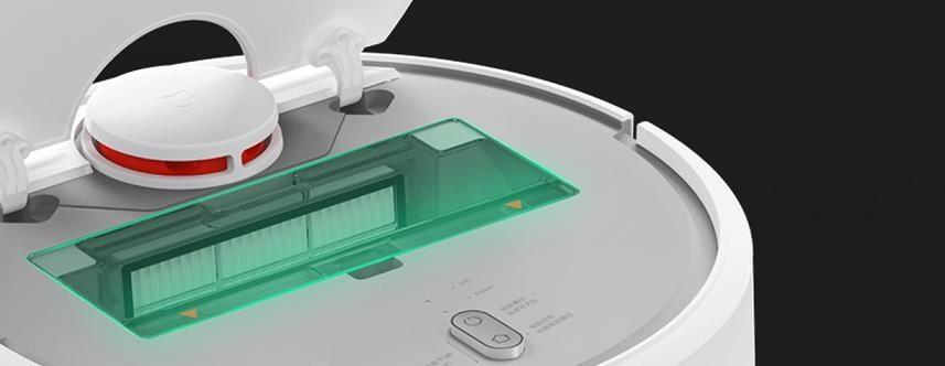 Detekcja ułożenia filtru