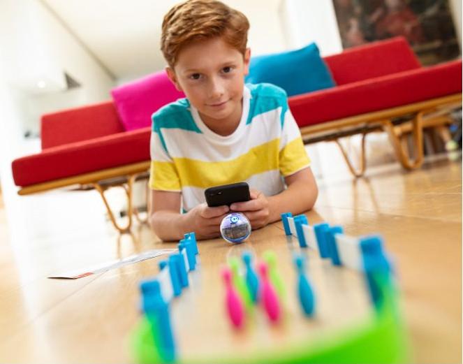 Aplikacja mobilna Sphero Play