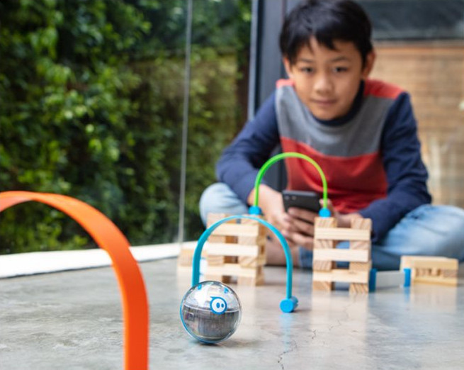 Prezentacja Sphero Mini Clear Activity Kit