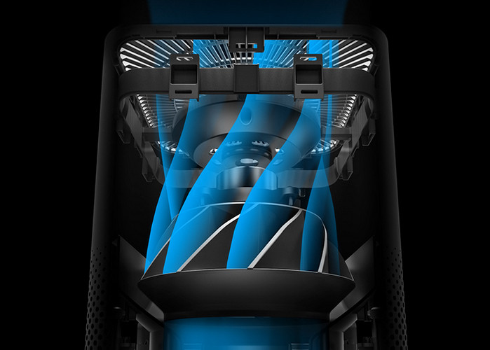 Innowacyjny design dla płynnej cyrkulacji powietrza