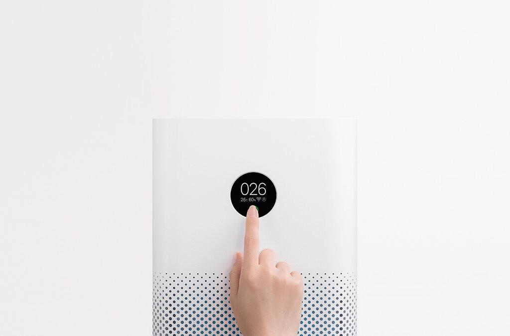 Dotykowy wyświetlacz OLED